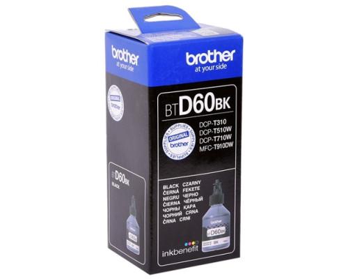 Оригинальные чернила BT-D60BK для Brother DCP-T310 / 510W / 710W / MFC-T910DW, черные, 6,5К (BTD60BK)