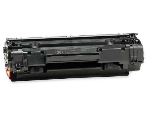 Картридж для HP LaserJet P1505 / M1120 / M1522 (CB-436A), 2K (Hi-Black)
