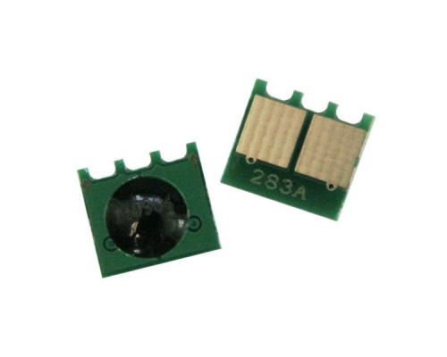 Чип (Китай) к картриджу HP Pro MFP M127 / M125 (CF283A), Bk, 1,5K
