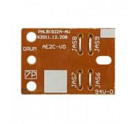 Чип Hi-Black к картриджу Panasonic MB1500 / MB1520 (KX-FAT400A / FAT410), Bk, 2,5K