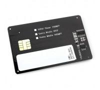 Чип Hi-Black к картриджу Xerox Phaser 3100 (106R01379), Smart Card (max 2.07t), Bk, 4K