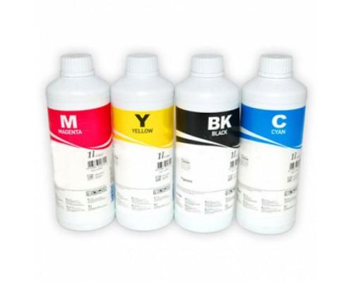 Комплект чернил InkTec E0007 для струйных принтеров и МФУ Epson C67/C79/C91/C110, 4 шт. по 0,5 л.