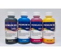 Чернила InkTec C0090 для G3400, G1400, G2400, G4400, G1410, G2410, G3410, G4410 (GI-490/790/890/990), комплект из 4 шт. по 100 мл.
