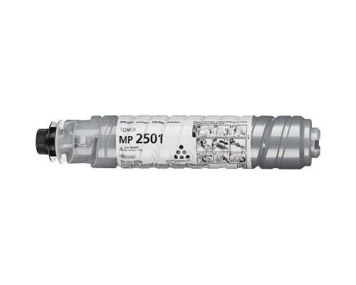 Тонер-картридж (туба) для Ricoh Aficio MP2001 / 2001L / 2001SP / MP2501L / 2501SP (Type MP 2501E), 8K (Hi-Black)