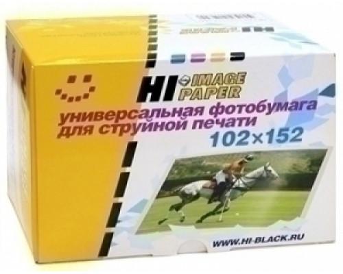 Фотобумага Hi-Image Paper глянцевая односторонняя, 102x152 мм, 230 г/м2, 500 л.