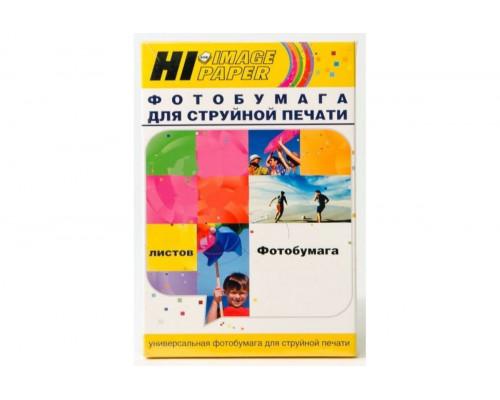 Фотобумага глянцевая двусторонняя (Hi-Image Paper), 10x15 см, 220 г/м2, 50 л.