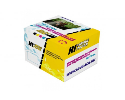 Фотобумага Hi-Image Paper матовая односторонняя, 102x152 мм, 170 г/м2, 500 л.