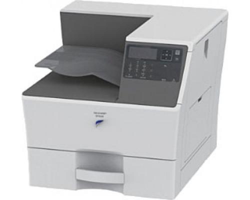 Лазерный принтер формата А4 Sharp NANO MXB350P ч/б, 35 стр/мин, дуплекс, сеть, 1Гб, WiFi, факс, PS3, 1x500 л.