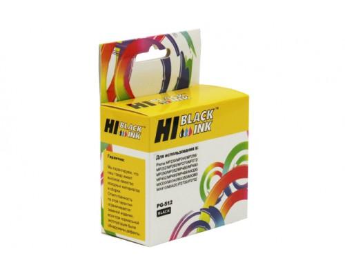 Комплект струйных картриджей для Canon PIXMA MP240 / 260 / 280 (Hi-Black Ink), 2 штуки (Bk, Color)