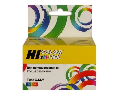 Комплект струйных картриджей для Epson Stylus C62 / CX3200 (Hi-Black Ink), 2 штуки (Bk, Color)